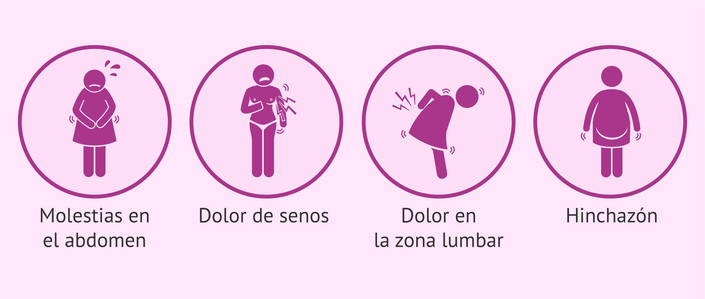 Síntomas durante la ovulación