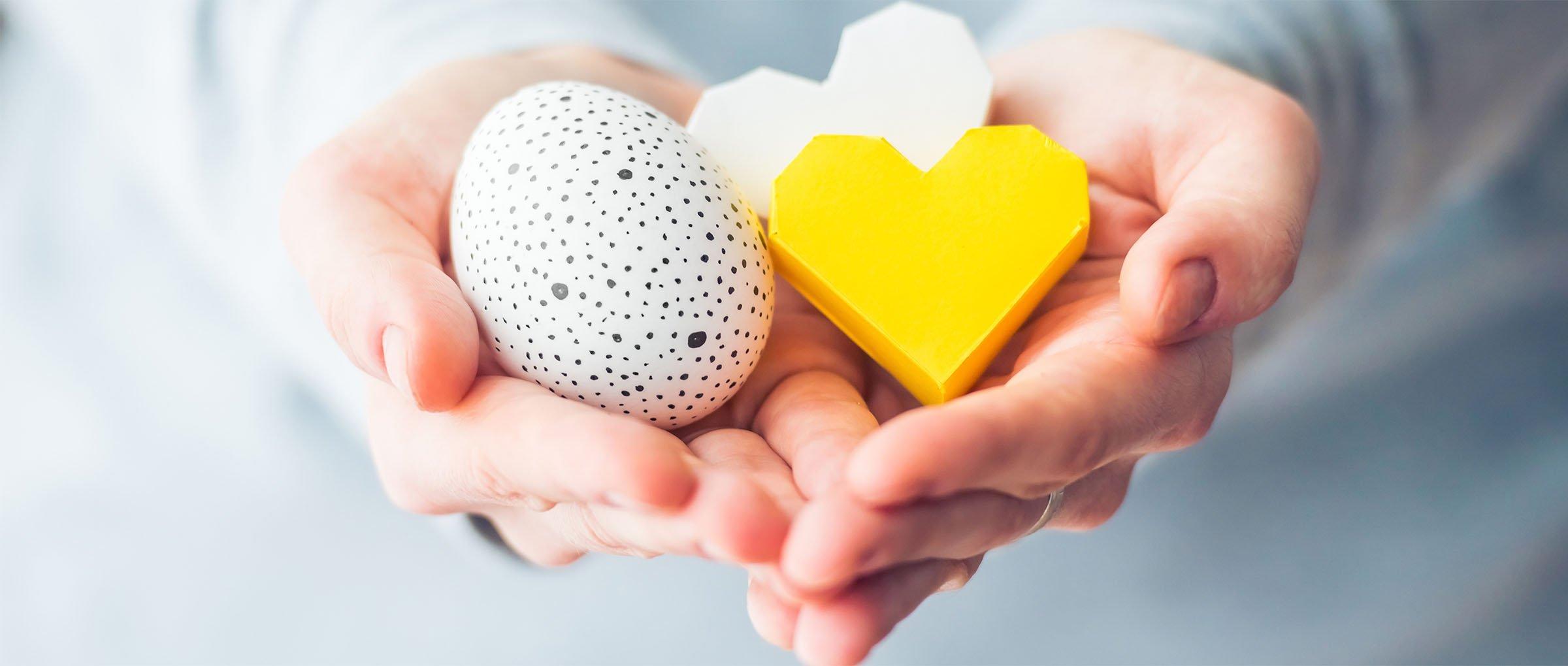 Ser madre gracias a la donación de óvulos