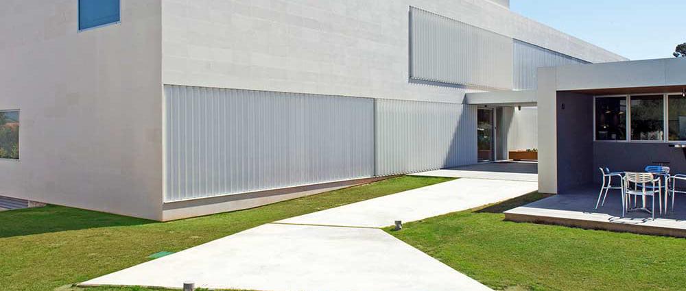 Edificio del Instituto Bernabeu en Alicante