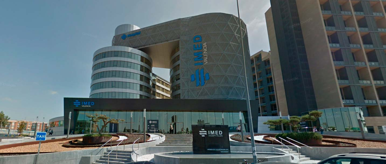 Edificio IMED Valencia