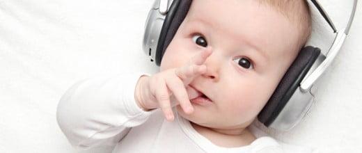 La música clásica estimula la inteligencia del recién nacido.