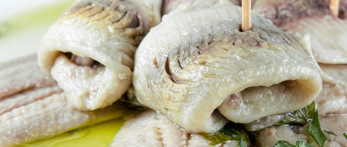 El pescado azul es beneficioso en el embarazo