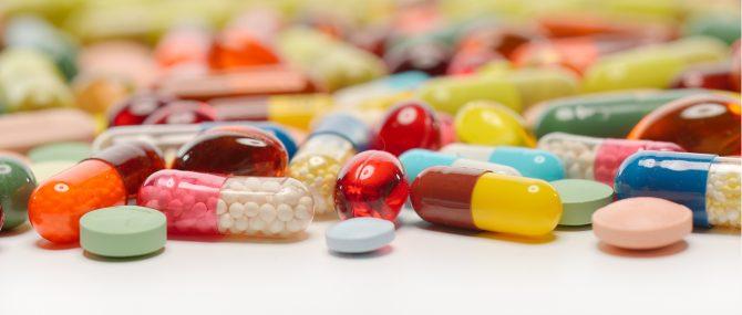 Imagen: Efectos de los fármacos