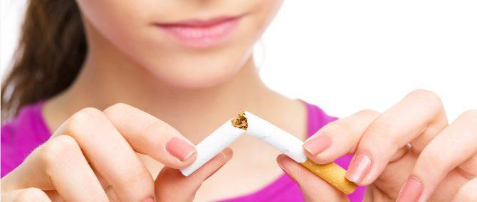 Imagen: Daños de los cigarillos