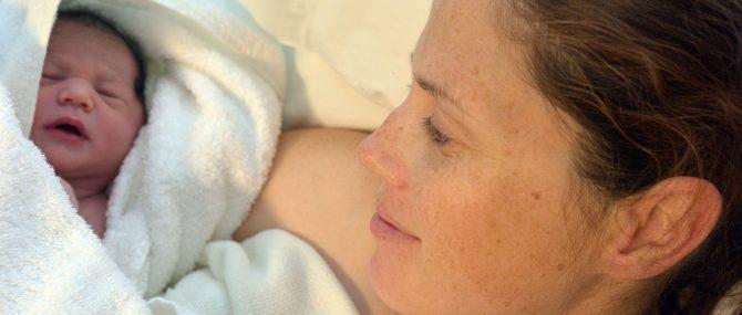El miedo al parto lo prolonga
