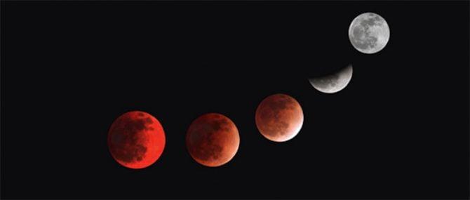 Imagen: Existe una creencia de que las fases lunares influyen en el tipo de parto.