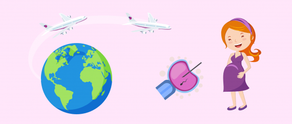 Imagen: El turismo reproductivo