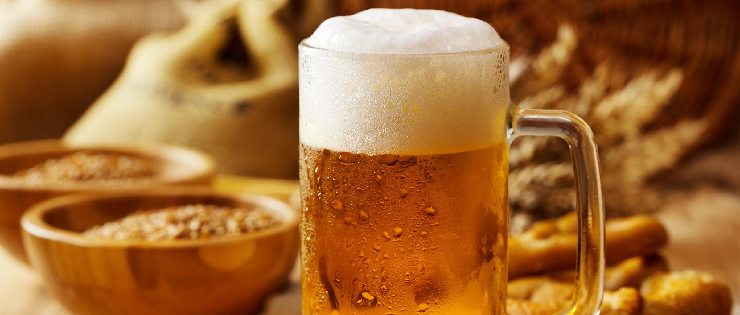 Efecto antioxidante de la cerveza