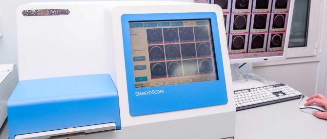 Imagen: Embryoscope
