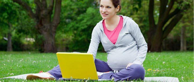Imagen: Embarazadas menores de 18 años tendrán derecho a educación escolar domiciliaria