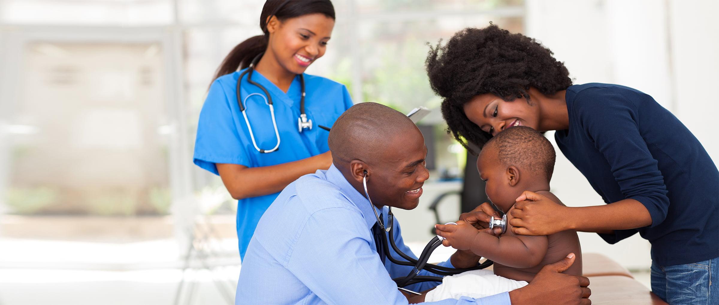 Enfermedades en los bebés
