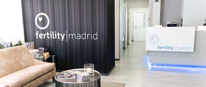 Entrada Fertility Madrid