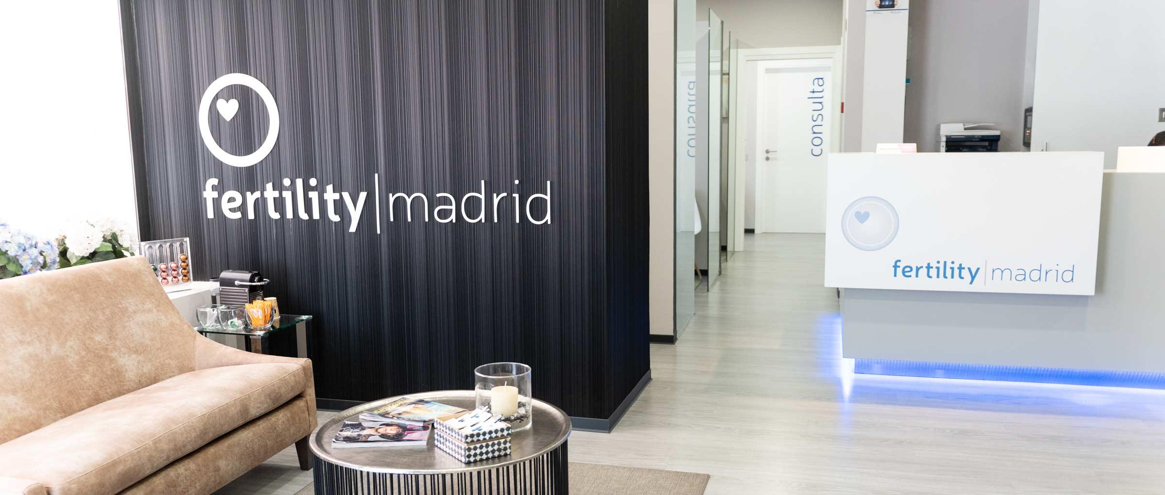 Recepción de Fertility Madrid