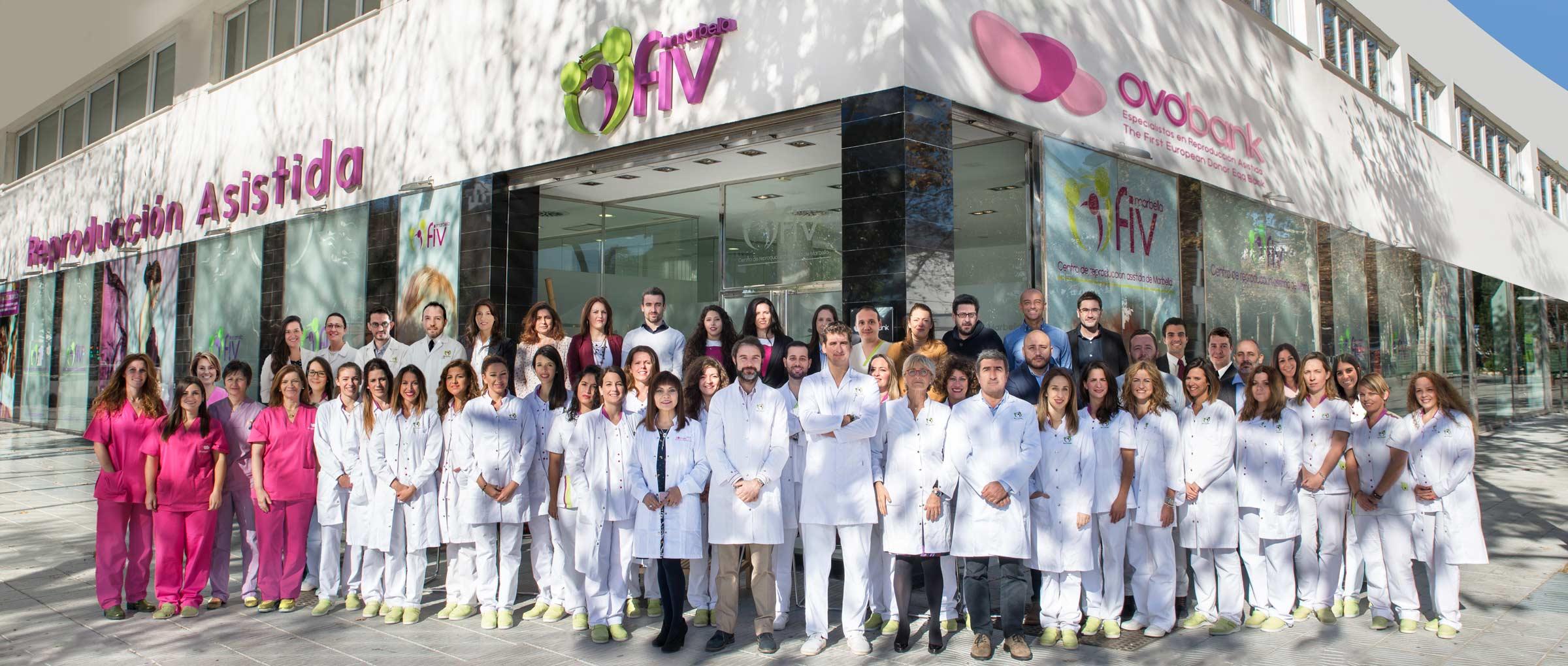 Equipo FIV Marbella