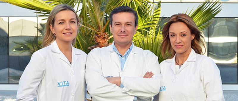 Equipo VITA Medicina Reproductiva