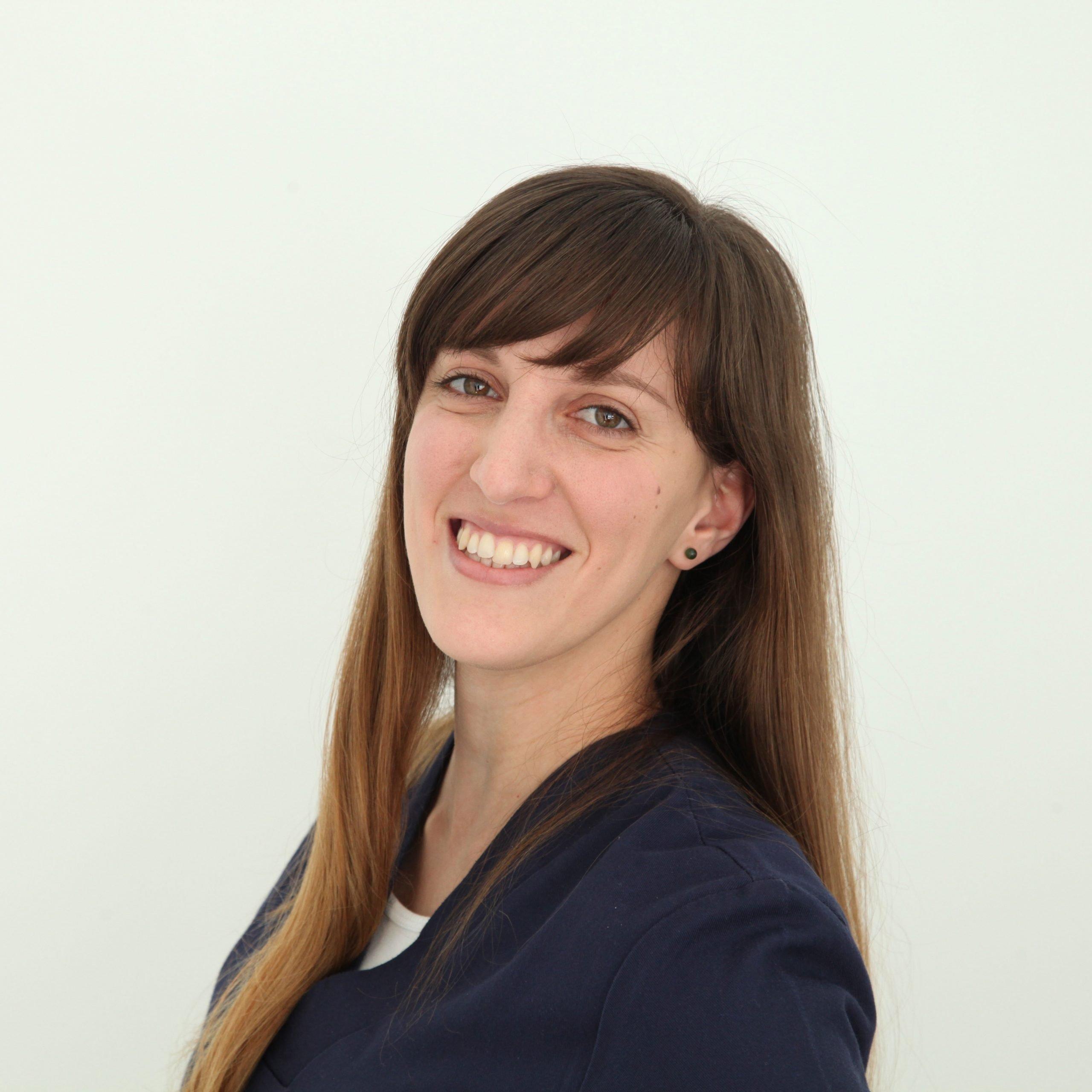 Ester Padilla-Embrióloga