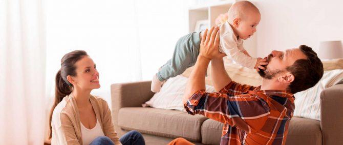 Imagen: Estimulación para bebés