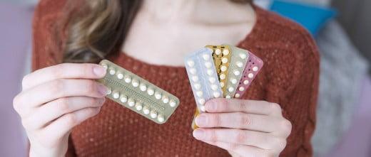 Hormonas de los anticonceptivos orales combinados