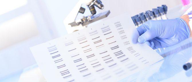 Estudio sobre anomalías citogenéticas en TRA