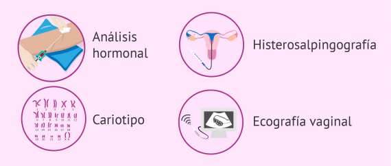 Imagen: Mujer con problemas de esterilidad