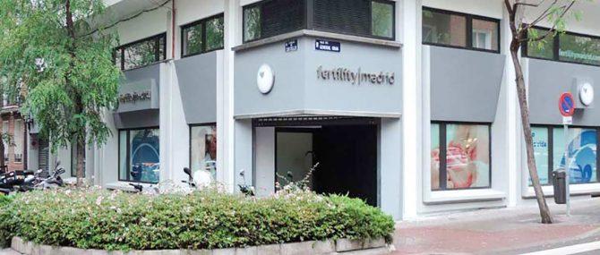 Fachada Completa Fertility Madrid