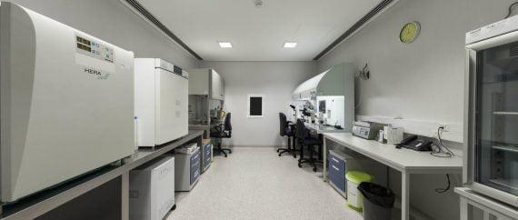 Ferticentro laboratorio