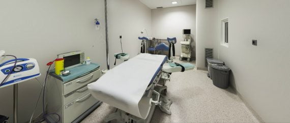 Ferticentro sala operatoria