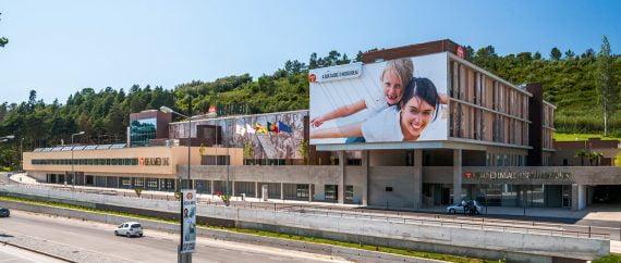 Ferticentro vistas hospital Idealmed