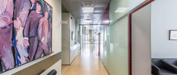 FIV Recoletos cinica de reproduccion asistida instalaciones