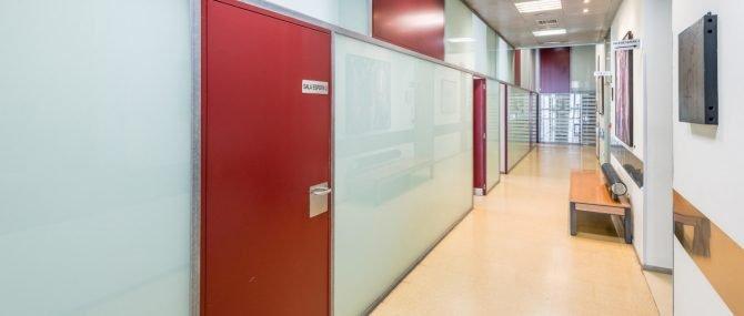 FIV Recoletos instalaciones
