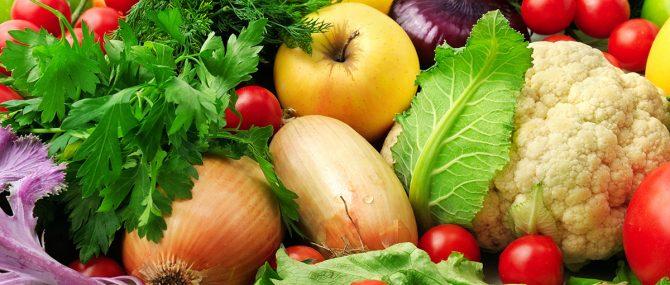 Imagen: Frutas y verduras mejoran la calidad seminal