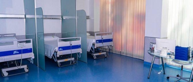 Imagen: Habitación de recuperación de Ovoclinic Marbella