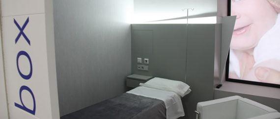 Habitación Fertility Madrid