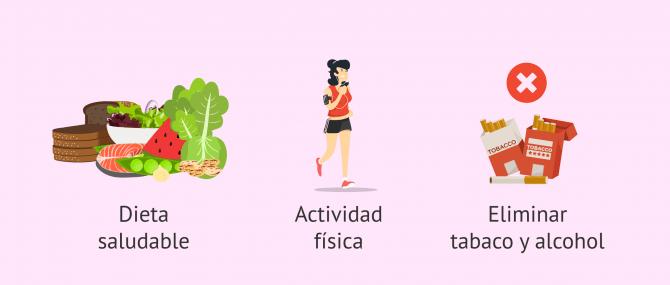 Imagen: habitos-saludables-fertilidad
