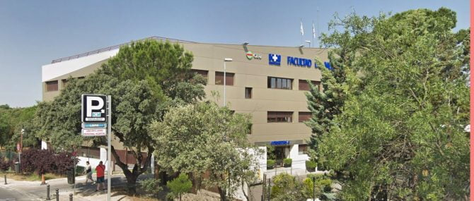 Hospital Universitario HM Montepríncipe