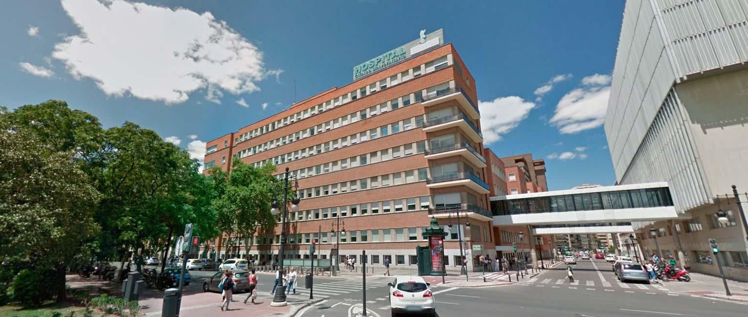Hospital Clínico Universitario de Valencia