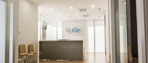 iGin instalaciones