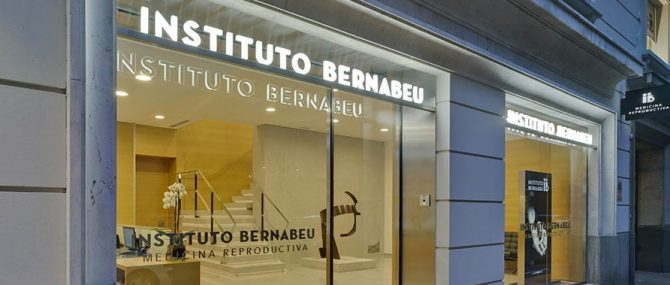 Instituto Bernabeu Madrid