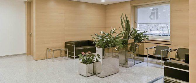 Imagen: Sala de espera