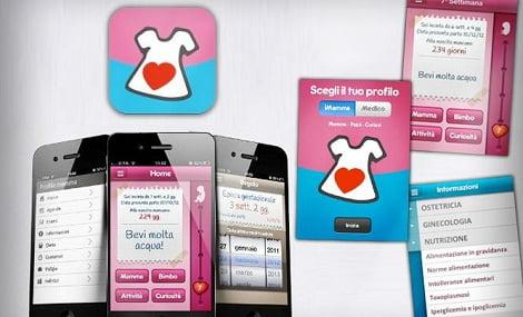 Aplicación de Appel para controlar el embarazo