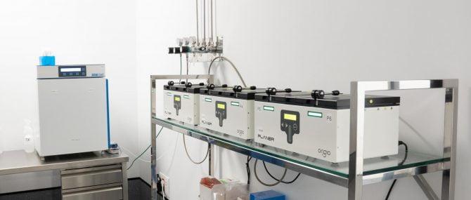 Imagen: incubadores de Reproclinic