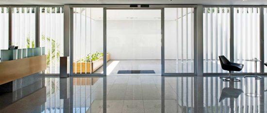 Instalaciones del Instituto Bernabeu. Alicante
