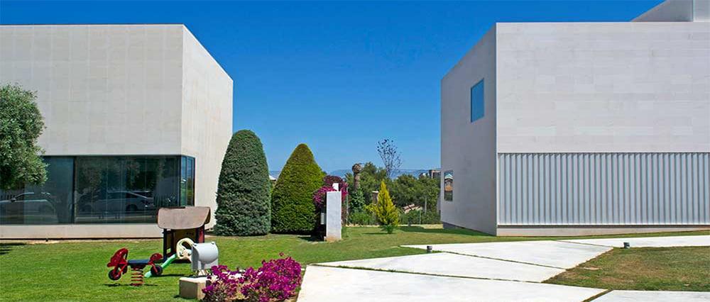 Instalaciones del Instituto Bernabeu en Alicante