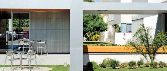 Instalaciones exteriores de Instituto Bernabeu en Alicante