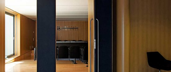 Interior del Instituto Bernabeu en Alicante