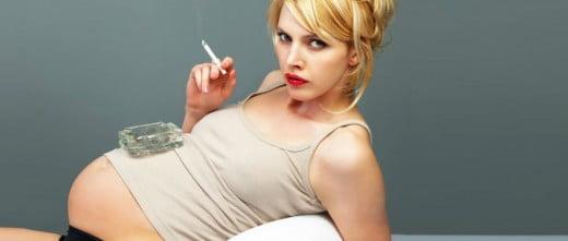 No consumir tabaco en el embarazo