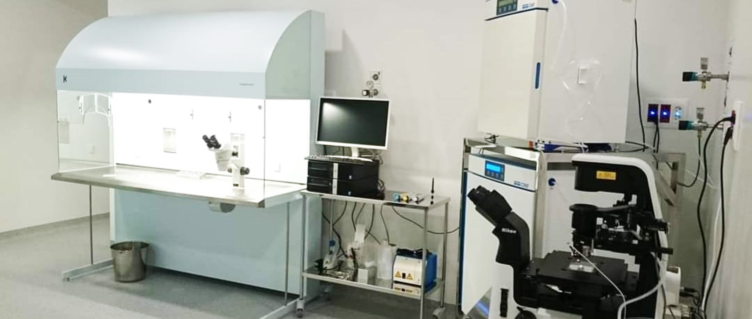 Laboratorio de FIV en Jofrefiv