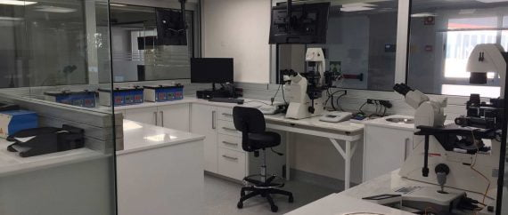 Laboratorio-interior-ginemed