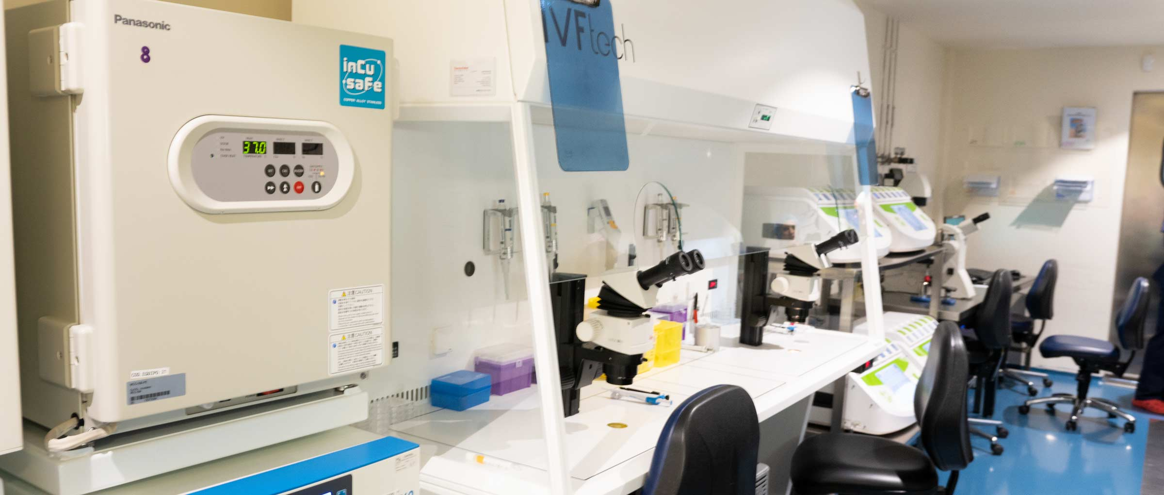 Laboratorio de IVF-Spain
