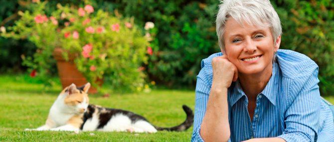 Imagen: Llegada de la menopausia